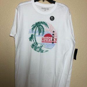 NWT Men's Hurley Shirt large